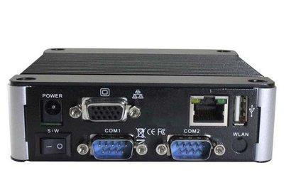 EBOX-3330-C4 - 1GB RAM. SD, SATA, 4xUSB (3 external, 1xinternal, VGA, Line-out, 4xFull RS232, 1xLAN
