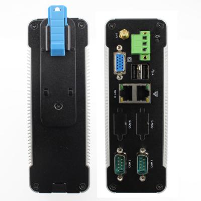 DIN PC-3332-C2, 2GB RAM, 2xRS-232