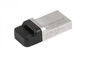 Transcend TS16GJF880S [16GB JetFlash 880  Silver Plating]
