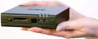 Fit-PC2i 1.6Ghz, Atom Z530, 2GB RAM, 2xLAN, mini-SD, 2.5inch SATA bay, DVI-D/HDMI, 1xRS-232, 4x USB2, WIFI