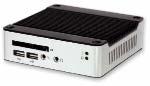 eBox-3300AJSK - 600Mhz, 256MB RAM, 2xRS-232, CF slot, 1xLAN mini-PC EU
