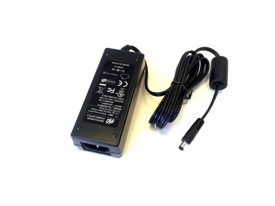 Replacement powersupply - input 100-240VAC 50/60Hz, 12VDC 5A / 60Watt DC
