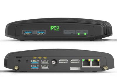 Intense-PC2 Core I5 C4300 Wifi/BT + 2x miniPCIe SLOT FM
