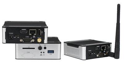Ebox EB-AN-HW, 1.2GHz Cortex-A7 Dual-Core,  Android 4.4.4, 1GB RAM, 8GB SSD, WIFI/BT, HDMI, 1GBit LAN, Audio-out, Wide Temp
