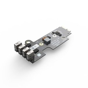 fitlet2 - Extension card for extra 4x USB2.0 ports