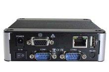 EBOX-3332-C4 - 2GB RAM. SD, SATA, 4xUSB (3 external, 1xinternal, VGA, Line-out, 4xFull RS232, 1xLAN