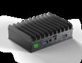 MintBox Mini 2 Pro (8GB RAM, 120~128GB M.2. SSD, 2x LAN, WIFI/BT, Linux MINT)